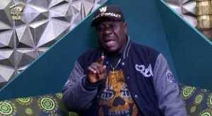 Mr Ibu Visits Big Brother Naija Housemates (Photos)